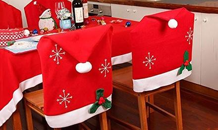 Coprisedia natalizi babbo natale groupon - Coprisedia natalizi ...