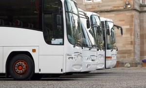 Charter Bus Express: $55 for $100 Worth of Bus Transportation — Charter Bus Express