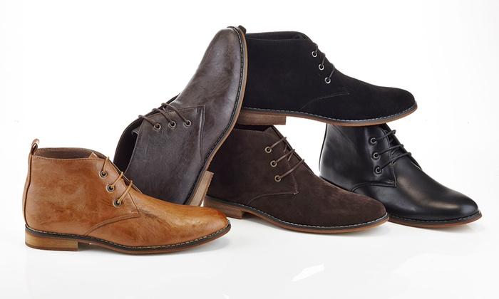 Franco Vanucci Men's Chukka Boot
