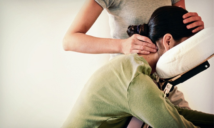 Hall Chiropractic Center - Baxter: Three-Visit Package with Optional Massage at Hall Chiropractic Center (Up to 86% Off)
