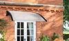 Door and Window Canopy