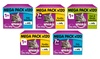 Whiskas Cat Pouches 120-Pack
