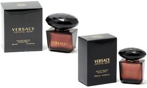 Versace Crystal Noir Eau de Toilette for Women (1 or 3 Fl. Oz.)
