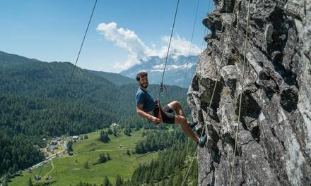 Corso base di arrampicata