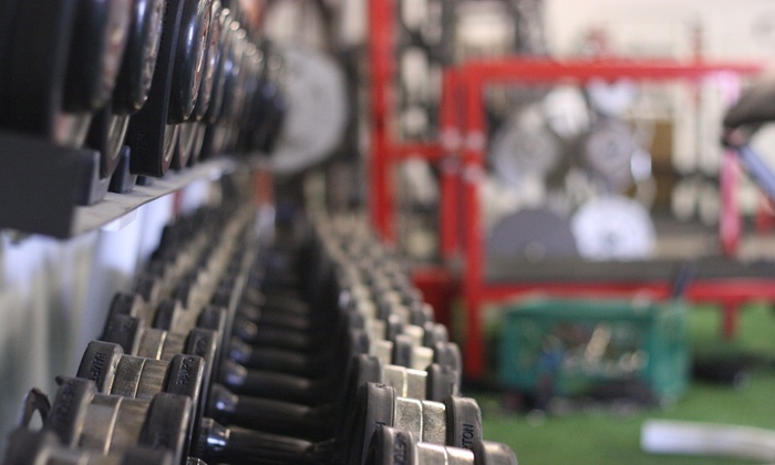 Southside Athletic - Burnsville: Four Weeks of Gym Membership at Southside Athletic (73% Off)