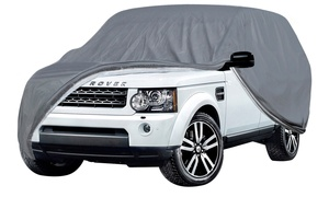 OxGord Diamond Multi-Layer Waterproof SUV, Truck, and Van Cover