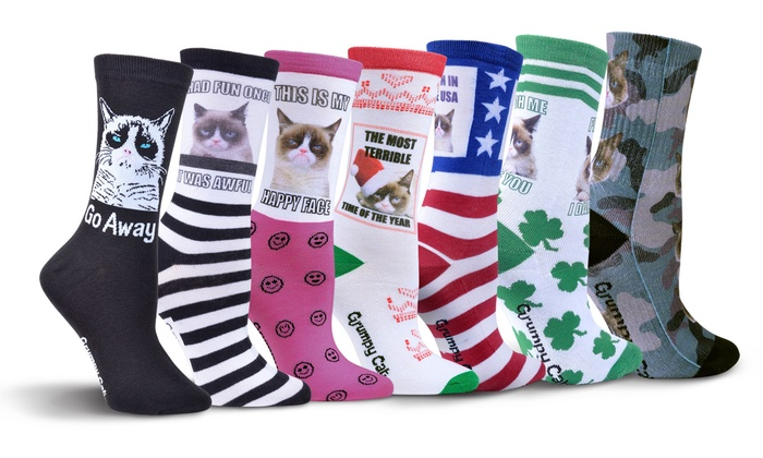K. Bell Socks: $20, $35, $45 Worth of Socks from K. Bell Socks (Up to 44% Off). Three Options Available.