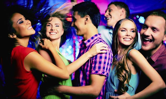 Sobe Club Crawl - Papagayo: One Female or Male Admission, or Two Admissions, Male or Female, to SoBe Club Crawl (Up to 78% Off)