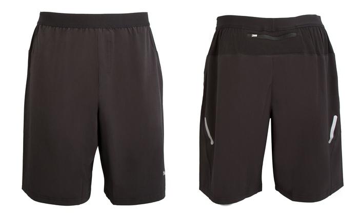 Puma NightCat 7 Shorts Schwarz Herrenbekleidung