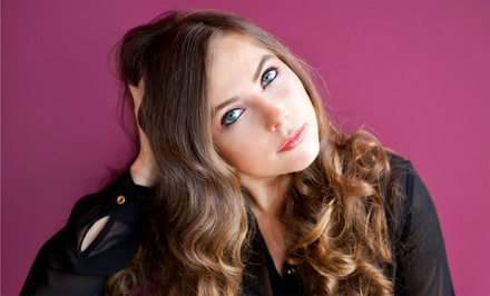 Cut, Blow-Dry, and Style with Optional Partial Highlights at Billy Hair Design (Up to 63% Off)