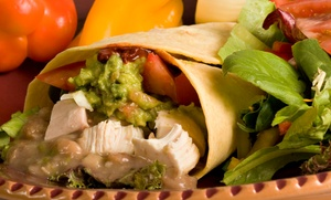 Santa Fe Burrito - Wynnewood: Up to 35% Off Mexican Cuisine — Santa Fe Burrito - Wynnewood