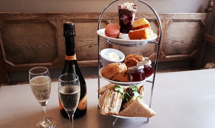 Afternoon Tea with Optional Glass of Prosecco for Two or Four at Hatton Country World