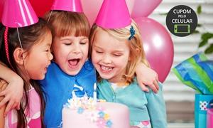 Tempo de Festa: Tempo de Festa – Fonseca: buffet infantil em domicílio para 50, 80 ou 100 pessoas