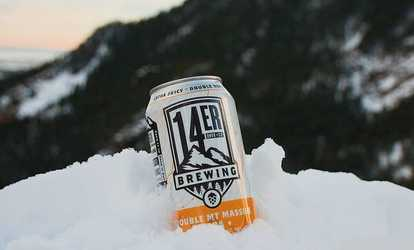 Image Placeholder For Brewery Package One Two Or Four At 14er Brewing Company Up