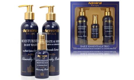 Admiral Grooming Daily Essentials Trio (3-Pack) 5b065f88-de8a-11e7-970b-00259069d7cc