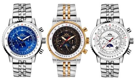 Relojes automáticos con cristal de zafiro