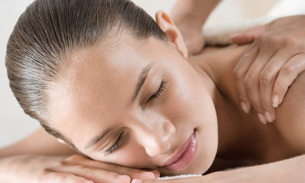 60-Minute Full-Body Massage or 30-Minute Mini Facial with 30-Minute Massage at Manoir Lounge (Up to 49% Off*)