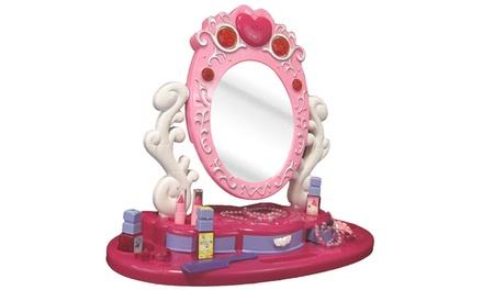 Princess Music Dresser Beauty Set