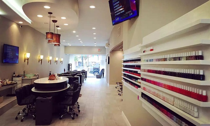 GC Nails & Spa - From $31 - Garden City, NY   Groupon