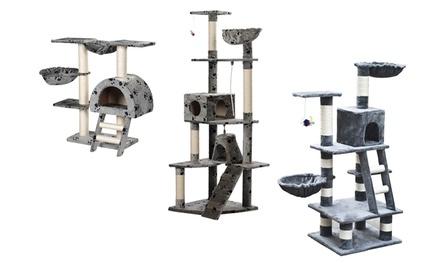 Casina ad albero per gatto disponibile in diversi modelli da 49,98 € (fino a 44% di sconto)