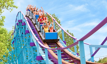 $36.99 for Single-Day Admission for One to Dutch Wonderland ($45.99 Value)