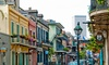 Big Easy Private Tours - Faubourg Livaudais: French Quarter Private Tour for Up to Six People at Big Easy Private Tours (56% Off)