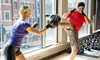 Up to 74% Off Kickboxing Classes