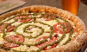 40% Off Food and Drink at Mellow Mushroom at Mellow Mushroom, plus 6.0% Cash Back from Ebates.