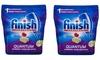 120 Finish Quantum Dishwasher Tablets Lemon Sparkle