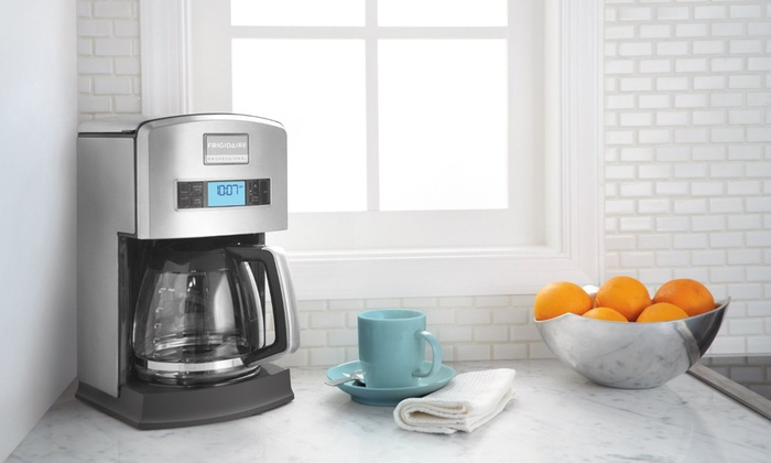 Frigidaire Carafe Coffee Maker Groupon Goods