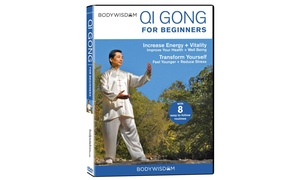 Qi Gong For Beginners on DVD