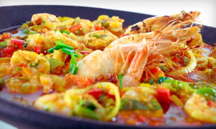 Palmeira Brasil Restaurant - Downtown: Brazilian Meal with Appetizers and Entrees for Two or Four at Palmeira Brasil Restaurant in New Haven (Up to 55% Off)