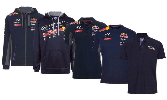 85a42e7b9bf Pepe Jeans Red Bull Collection