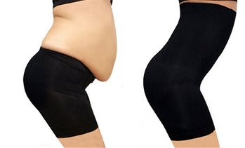 High Waisted Tummy-Tuck Shapewear