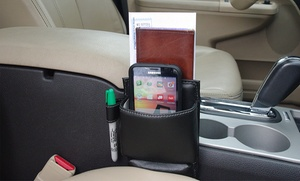 Between The Seats Phone Holder and Organizer