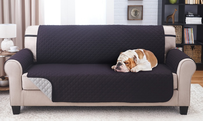 Up To 77 Off On Reversible Furniture Protector Groupon Goods