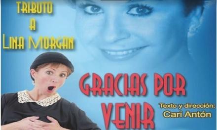 """Entrada a la comedia """"Gracias por Venir"""" el 22 de marzo en el Teatro Nuevo Recreo Industrial (27% de descuento)"""