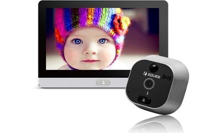 Spioncino Digitale con schermo Eques