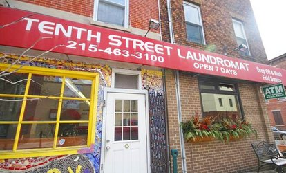image for <strong>Laundry</strong> at 10th Street Laundromat (Up to 37% Off)