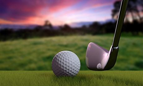 Green fee de 18 hoyos en el Club de Golf Miño para 2 o 4 personas desde 19,95 €