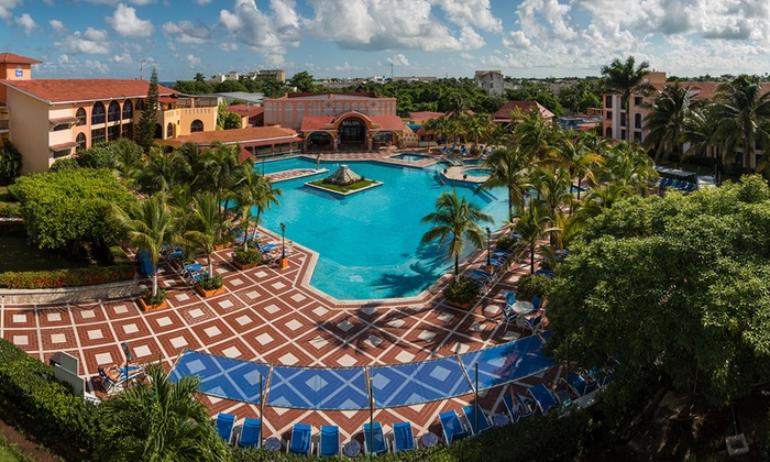 All-Inclusive or Room-Only Cozumel Stay with Meals, Drinks, Activ