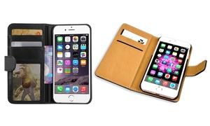 Etui en cuir pour iPhone