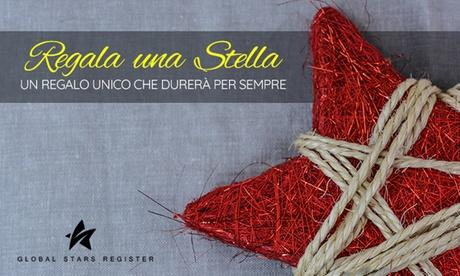 Regala una stella in versione digitale o cartacea con certificato ufficiale italiano (sconto fino a 72%). In 65 sedi