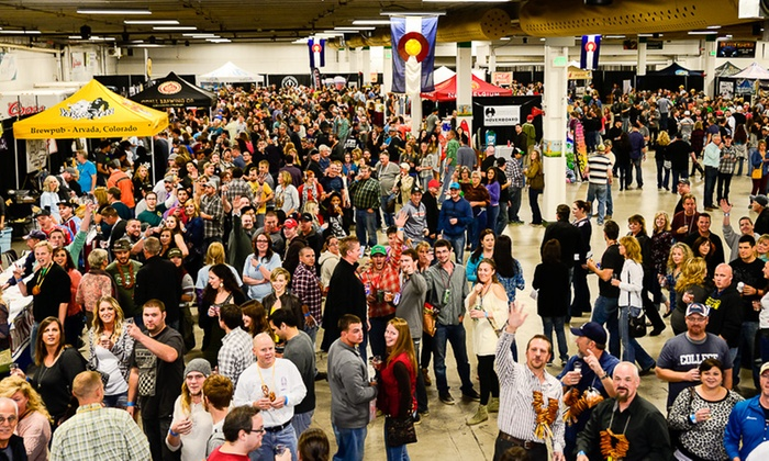 All Colorado Beer Festival - Mortgage Solutions Financial Expo Center: Tickets to All Colorado Beer Festival on Saturday, November 5 (Up to 40% Off). Four Options Available.