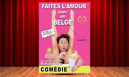 2 places pour Faites lamour avec un Belge, date au choix, à 22 € au Spotlight à Lille