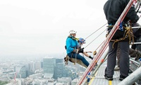 Charity Abseil and Stair Climb at Broadgate Tower, 4 June (Up to 47% Off)