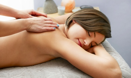 Spa Treatments at Vital Touch Massage (Up to 63% Off)