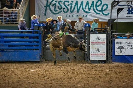 Silver Spurs Rodeo 8th Annual Monster Bulls on Saturday, February 9, at 7:30 p.m.