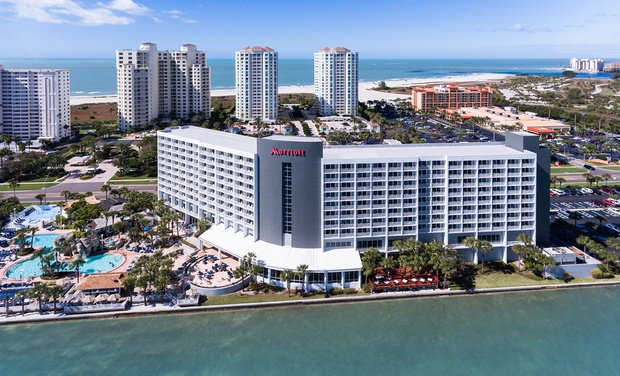 Clearwater Beach Marriott Suites On Sand Key Premium Collection