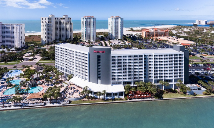 4-Star Florida Hotel Near the Beach on Sand Key Island